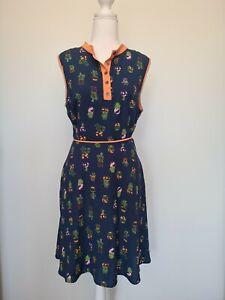 Modcloth Dress Sz Large