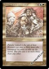 1 PLAYED Kasimir the Lone Wolf - Gold Legends Mtg Magic Uncommon 1x x1