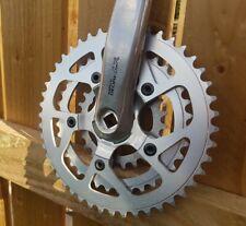 Shimano Deore LX Stronglight Zicral Triple pedalier M569 en muy buena condición