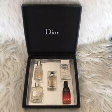 Christian Dior La Collection Homme Luxury Edition Miniature parfum 5*10ml EDT