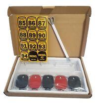 Dresser Wayne 888006 003 Ovation Pts 3 Button Panel 888006 001 889952 003