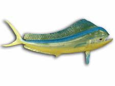 "42"" Bull Dolphin Half Fish Mount Replica (aka Mahi Mahi / Dorado)"