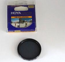 Hoya Filtres polarisants PL CIR 52 mm
