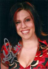 American Idol Season 6 Autograph - Gina Glocksen