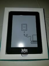 Kobo Mini 2GB, Wi-Fi, 5in - Black - eReader - Very Good Pre-Owned Condition