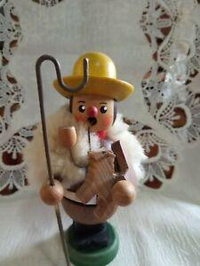 Vintage German Straco GmbH Germany Wooden Incense Burner Smoker
