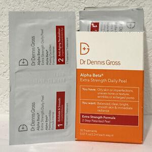 Dr. Dennis Gross Alpha Beta Extra Strength Daily Facial Peel Pack 30 Treatments