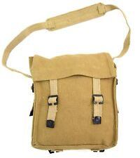 More details for 1937 pattern canvas small pack bag satchel side bag british army webbing 37 pat