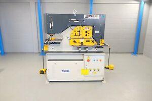 New UZMA 85 Ton  2 operator 5 station steelworker Price In Vat 14950 + vat