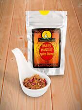 Seasoned Pioneers Moroccan Ras El Hanout Herb & Spice Blend Rub 33g Resealable