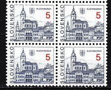 SLOVAKIA 1993 **MNH SC# 154 Block -  Castles and Churches
