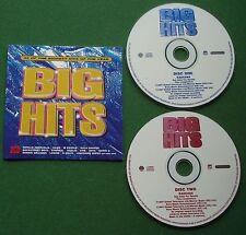 Big Hits Backstreet Boys Oasis Lou Reed Paula Cole En Vogue Kylie + 2 x CD