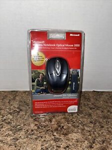 Microsoft Notebook 3000 Wireless Optical Mouse Brand New