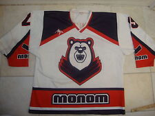RARE Molot-Prikamye Perm  Kodington Russian Russia Hockey Team Jersey 54