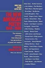The New American Poetry, 1945-1960, Good Condition Book, , ISBN 9780520209534