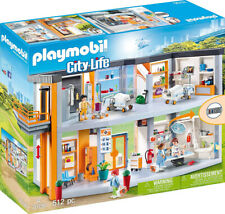 Playmobil City Life Large Hospital 70190 (for Kids 4 and up)