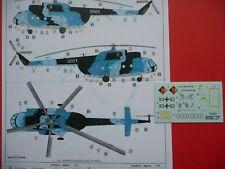 """Kopro Decals - 1/72 MIL Mi-9 ,,Hip G"""""""