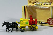 VOITURE MINIATURE, camion de pompiers, chevaux, Days-Gone by Lledo, Angleterre