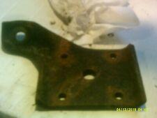 1965 Studebaker Commander leaf spring pads