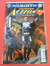 DCU Rebirth - Superman in ACTION Comics #967 - Variant cvr - bagged & boarded..!