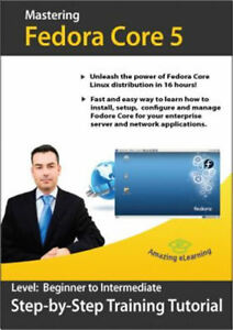 Learn Linux Fedora Core 5 - Training Tutorial