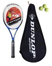 DUNLOP Blaze 100 Racchetta da tennis + Cover + 3 PALLINE da tennis rrp £ 80 (L3)