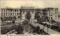 Alexandria Alexandrie Ägypten Egypt ~1910 Kasino Park San Stefano Casino Ramleh