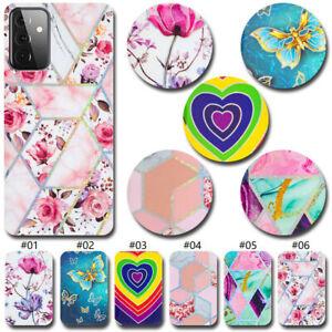 Pattern Case Soft Cover For Samsung Galaxy A20E A21S A31 A41 A51 A52 A71 A72 5G