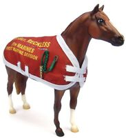 Breyer 1493 Sergeant Reckless Ltd Edition Traditional Series Model Horse 1:9