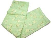 Pottery Barn Kids Multi Colors Linen Cotton Anna Floral Standard Pillow Sham New