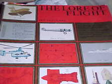 LG Format Book LORE OF FLYING Tre Tryckare DETAILED DIAGRAMS = ENCYCLOPEDIA BB99