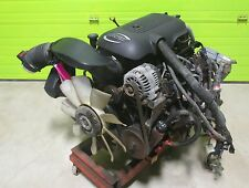 01 02 Chevy Silverado GMC Sierra Complete Drop Out 6.0L Engine LQ4 300 HP LS LSx