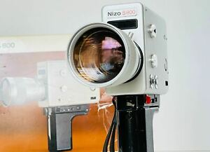 Braun Nizo S800 super 8 camera / Film Tested / Fully Working