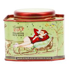Barefoot Venus Ginger Cococa Butter Snap Bath Soak 7 ounces