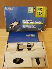 Linksys WUSB300N Wireless N USB Network Adapter Cisko