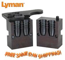 403169 Lyman 2-Cavity Mold 40 Cal (406-408 Diameter) 240gr Flat Nose 2660169 New