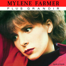 "Mylène Farmer ‎12"" Plus Grandir - Limited Edition, Reissue 2017 - France (M/M)"
