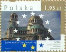Poland / Polen 2010 - Mi 4497-98** Capital Cities of EU States