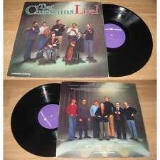 THE CHIEFTAINS - Live ! LP Folk Celtique ORG Irish 77
