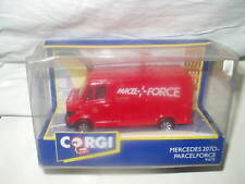 CORGI MERCEDES 207 D PARCELFORCE #91670 DIE CAST MIB