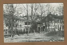 New Windsor,MD Maryland, Hotel Diehlman dirt road in front used 1911