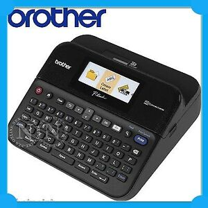 Brother PT-2730 PC & Portable Connectable P Touch Labeller UPGRADE to PT-D600