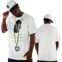 Rocawear, Men's Designer Cotton T-Shirts, Hip Hop Star, G, Is Money Time, Hova