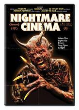 NIGHTMARE CINEMA DVD | MICKEY ROURKE | JOE DANTE | HORROR ANTHOLOGY