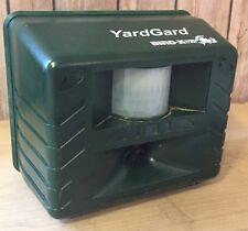 Bird-X YARD GARD GUARD Ultrasonic Animal Pest Control Repeller Deer Birds Pests
