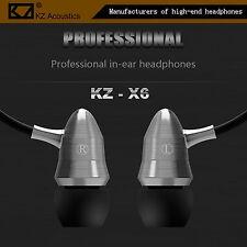 Megabass In-Ear Écouteurs Casque X6HS Pro Argent Métal Version Beats