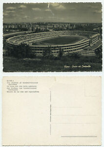 08023 - Rom - Roma - Stadio di Centomila - alte AK, eingerissen