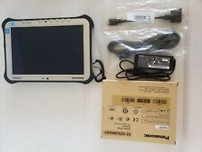 Toughpad FZ-G1 Mk2 2.0Ghz 8Gb 500GB 4G LTE GPS Serial Port & Dongle New Battery