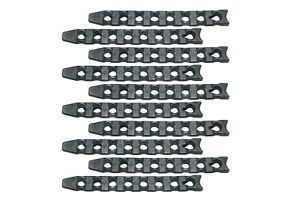 Bikegear Replacement Rubber Strap Kit (10 Pack) on Thule & other brand cradle