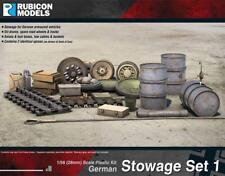 28mm German Stowage Set 1/56 scale - Rubicon 280022 - P3